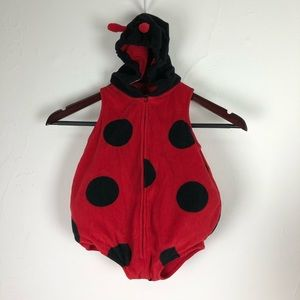 Lady bug Costume Carters 12 Months